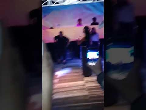 Sexy dance in 02sky club jakarta