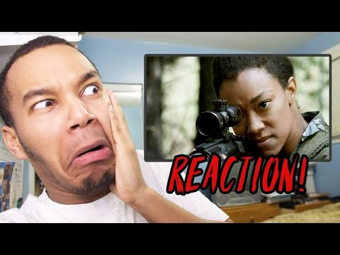 The Walking Dead Season 7 Episode 14 The Other Side REACTION