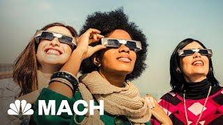 The Next Total Solar Eclipses | Mach | NBC News