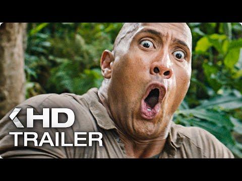 JUMANJI 2 Trailer 2 German Deutsch (2017)