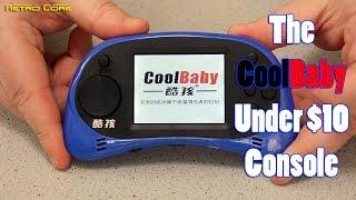 Retro Core - $10 dollar handheld console.  Does it suck? - 60fps