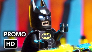 LEGO Batman CW Superheroes Promo #2 (HD) Arrow, The Flash, Supergirl