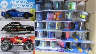 2016 C WW Hot Wheels Factory Sealed Case Unboxing Video By RaceGrooves