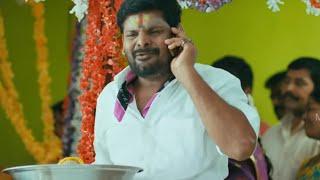 Imman Annachi , Black Pandi Comedy In Village - Velmurugan Borewells (2014) Tamil Movie Scenes