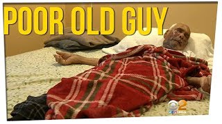 91-Year-Old Man Hit With a Brick ft. Ricky Shucks & DavidSoComedy