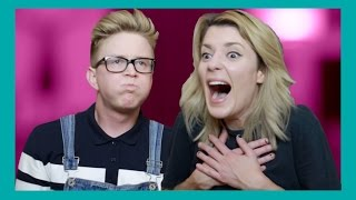 PLAYING WITH OUR THINGS REMATCH (ft. Grace Helbig) | Tyler Oakley