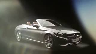 The C-Class Cabriolet  – Trailer | Mercedes-Benz Canada