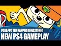 Download Lagu PaRappa The Rapper Is Back On PS4! New Remastered Gameplay