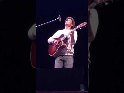 Jason Mraz - Have It All (Final Song) * Solo Acoustic Tour 2018 * Orlando FL * Dr Phillips Center