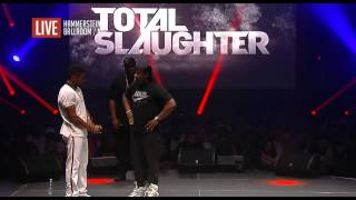 Total Slaughter Rap Battle PPV Eminem
