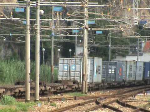 TC 57152 in transito a Praja