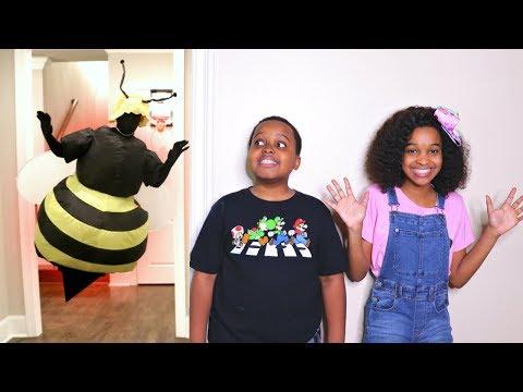 BEES Follow Shasha And Shiloh Onyx Kids