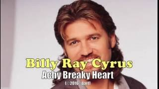 Billy Ray Cyrus - Achy Breaky Heart (Karaoke)