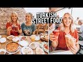 video We Tried Turkish Street Food In Istanbul
