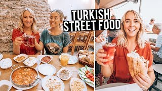 We Tried Turkish Street Food in Istanbul