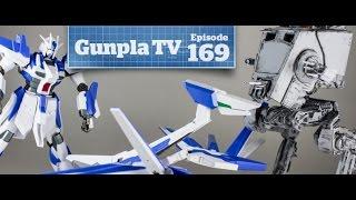Gunpla TV – 169 – Hi-Nu Gundam Vrabe & Star Wars AT-ST - Hlj.com