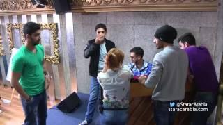سعد المجرد يفاجئ الطلاب في الاكاديمية ستار اكاديمي 10 - Saad Al Mjarred Star Academy 10