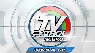 TV Patrol Negros - Jan 20, 2017
