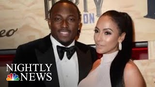 NFL Player LeSean McCoy's Ex-Girlfriend Severely Beaten After Break-In | NBC Nightly News