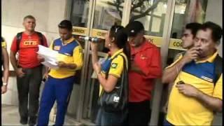 Carla Tatiane - Acordo entre Fentect e Correios é rejeitado pelos trabalhadores