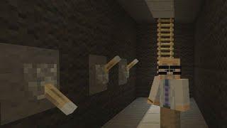 Building Stampys House [45] - Secret Base Part 1