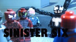 Lego Amazing Spiderman 2: Sinister Six