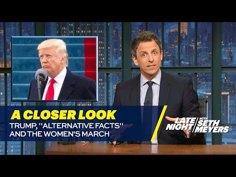Trump Alternative Facts and the Women s March A Closer Look