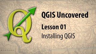QGIS lesson 01 – Installing QGIS