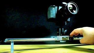 Best Cheap Camera Slider? - Glide Gear Video Slider Review