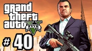 Grand Theft Auto 5 Gameplay Walkthrough Part 40 - Architect's Plan