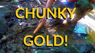 Chunky Bedrock GOLD!