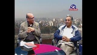 STV Chat With  Binod sijapati  &  Bishow Kant Mainali