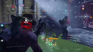 I Quit The Division -  My Last Day in The DZ (Not A Joke) Hour special for my subs!