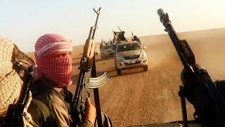 Truyền thông Trung Quốc bênh vực phiến quân khủng bố ISIS