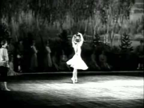 Maya Plisetskaya Dances Ballet Documentary 1964