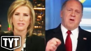 Laura Ingraham Guest Gets Racist