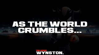 Shadow The Hedgehog | As The World Crumbles... [Rap Beat] | #WynstonOnTheBeat