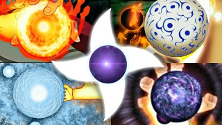 100 Strongest RASENGAN - All 117 Types Of RASENGAN FORMS  w/Rankings