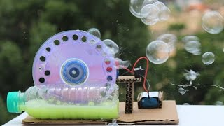 How To Make a Bubble Machine