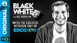 Black and White Interview with Neil Bhoopalam
