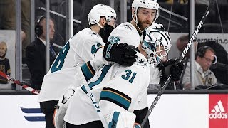 Martin Jones Sets Franchise Record With 58 Saves To Help Sharks Avoid Elimination In Game 6
