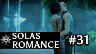 Dragon Age: Inquisition - Solas Romance - Part 31 - The waterfall scene (version 1)