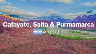 Argentina's Northwest - Things to do in Salta, Cafayate & Purmamarca