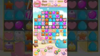 Cookie House Match 3 Level 290 match 3 puzzle game Download Free