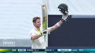 Smith setting a 'new benchmark': Cook