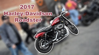 2017 Harley-Davidson Roadster | First Ride Review