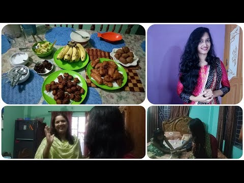 Xxx Mp4 Vlog আজ আম্মুর বান্ধবীরা এসেছে Tuesday Vlog JF Juthi Bangladeshi Vlogger 3gp Sex