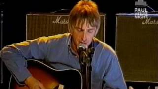 Paul Weller - Brand New Start (Live on TV)