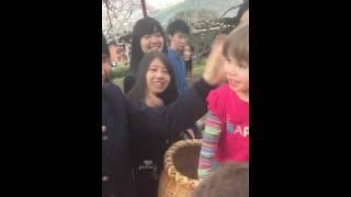 Japanese love American babies