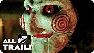SAW 1-8 All Trailers (2004-2017) SAW I - SAW 8: Jigsaw Trailer